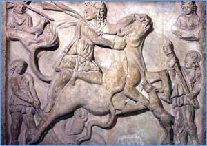 http://miti-antichi.blogspot.it/2009/02/il-culto-dei-dio-mitra-roma.html
