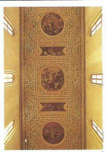 Photo 6: Naples, church of San Pietro a Majella, caisson ceiling (from Napoli Sacra. Guida alle chiese della città, Vol. 7).
