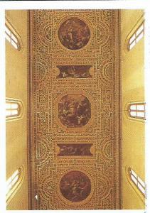 Photo 6: Naples, church of San Pietro a Majella, caisson ceiling (from Napoli Sacra. Guida alle chiese della città, Vol. 7).